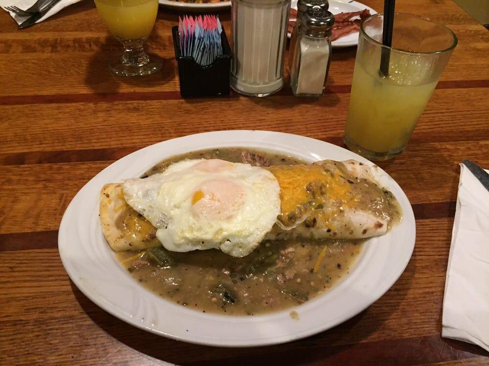 el rey breakfast burrito colorado springs