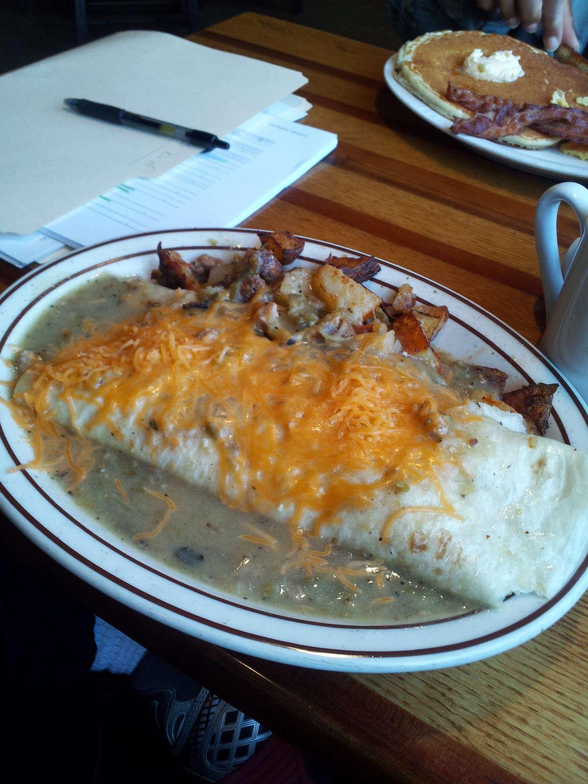breakfast burrito colorado springs