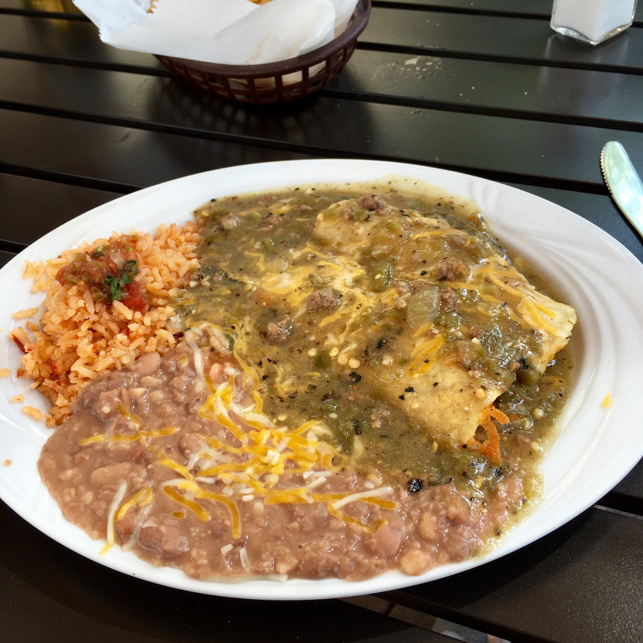 enchiladas colorado springs