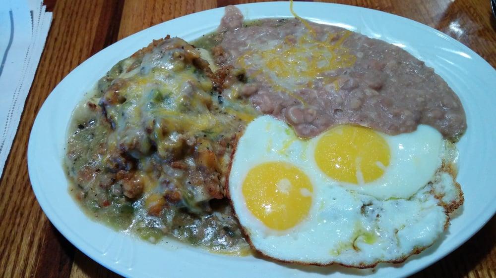 chorizo stack colorado springs breakfast