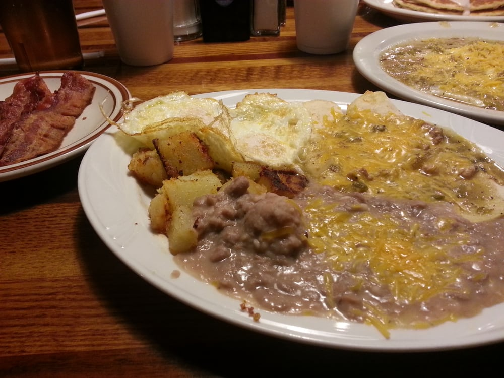 cheese enchiladas breakfast colorado springs