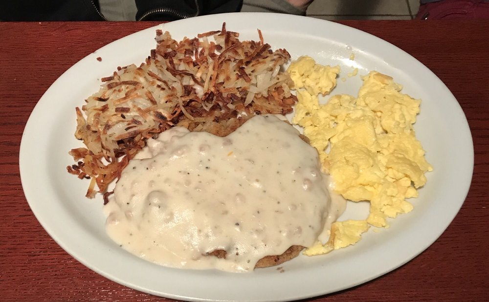 chicken fried steak hash browns colorado springs